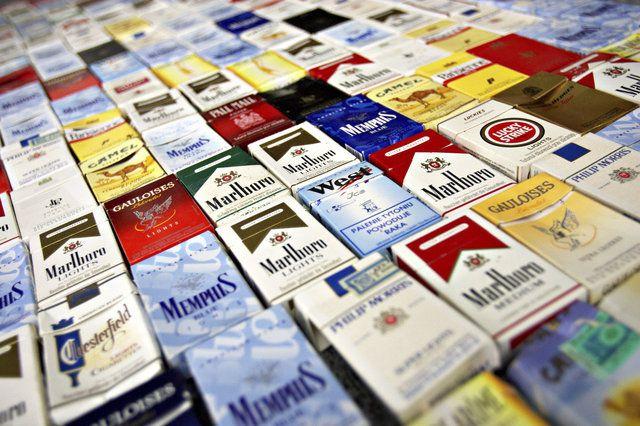 Сигареты Оптом Дешево