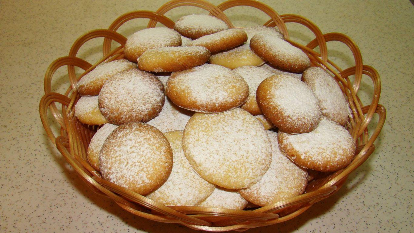 Рецепт песочного печенья в домашних условиях для детей