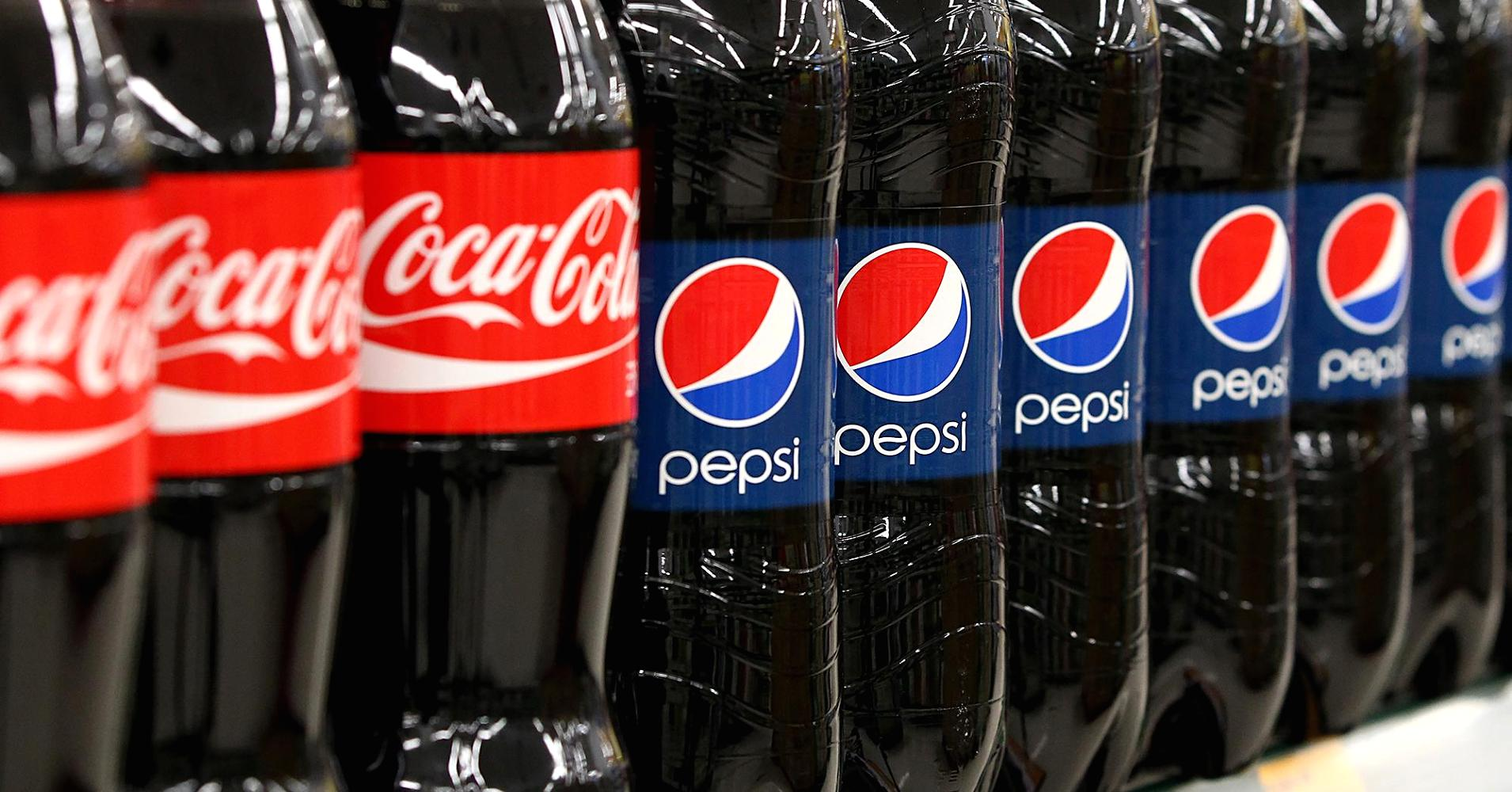 a look at the market battles between coke and pepsi in russia