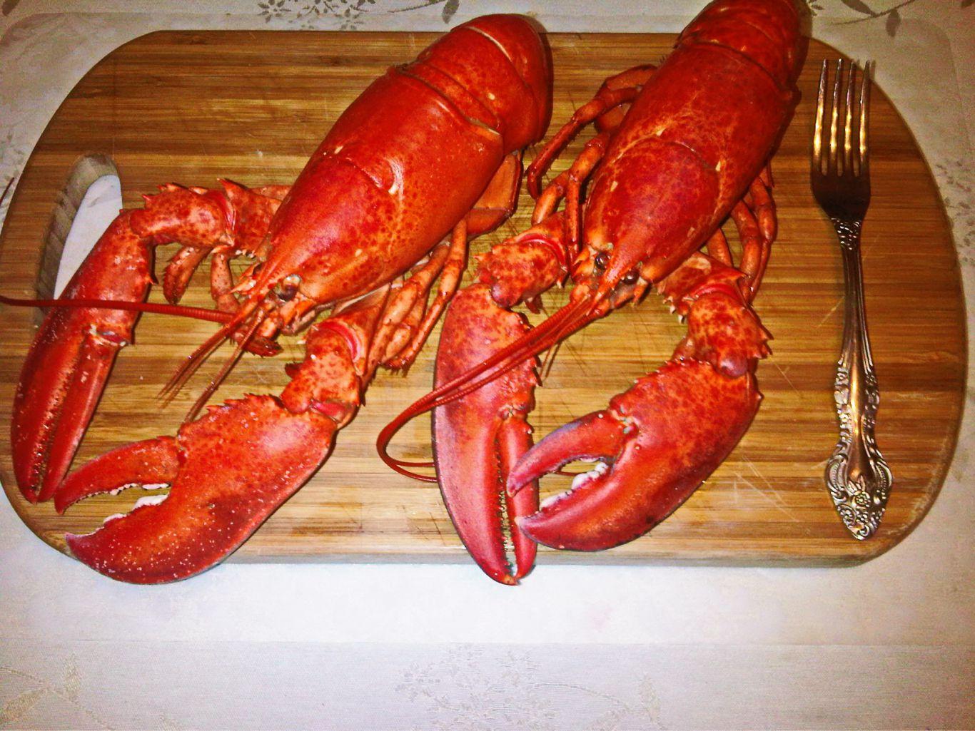 Как готовить лобстеров и омаров Выбираем и готовим омаров Продукты 73
